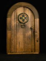 Fairy Door by ForestDwellerHouses