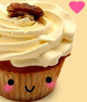 Banana Delight Cupcake by Mellosaur