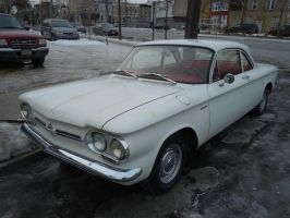 1962 Chevrolet Corvair III by Brooklyn47