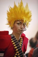 Hiruma by MargoIIIa