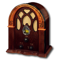 Victorian Icon Music Player Generic by TickTix