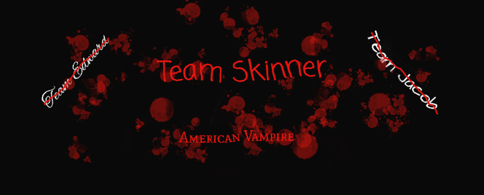Team Skinner by angiee45