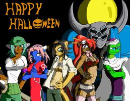 Halloween 2011 by neyola298