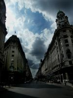 Calles de Buenos Aires by patycosplay