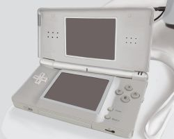 Nintendo DS by tootallsara