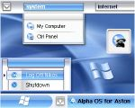 Alpha OS for Aston by adni18