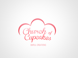 Church of cupcakes by Uhcrone