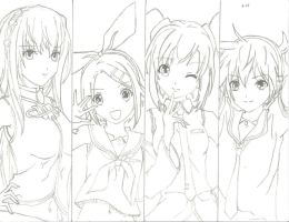 ~Vocaloid~ (Unfinished) by YuukiCross5
