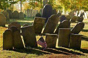 Headstones by muffet1