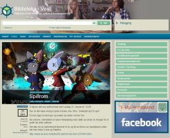 Young Warriors on more websites by Admiral-Kevin