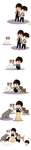 dog-lover jongin by KagomeHikari