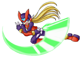 Zero Shall Kick Your Boo-Tay by SonicRocksMySocks