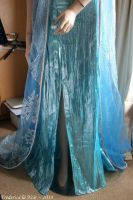 Elsa - Skirt of Shimmering Ice by Frederica-La-Noir