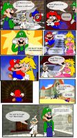 Super Mario Toons: When Worlds Collides page 2 by Aso-Designer