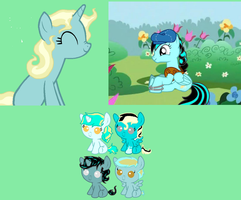 Breedable with ChocoberrytehKitty Foals by SnowRoseAdopts