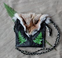 Fox Fern by lupagreenwolf