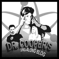 Dr. Cooper's Sing Along Blog by BlueEyedPerceiver