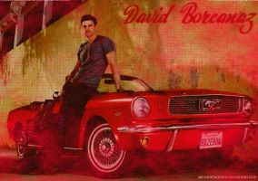 David Boreanaz skin by piccola by TheBuffyClub