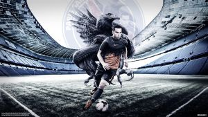 Ibrahimovic Wallpaper by KemalEkimGraphic