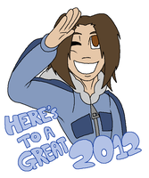 Here's to a great 2012 by Kirbopher15