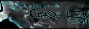 Chaos Legion Banner by cfrevoir