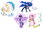 Armory: Princesses by Virenth