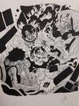 One Piece - Ace's Death by Turskeluth