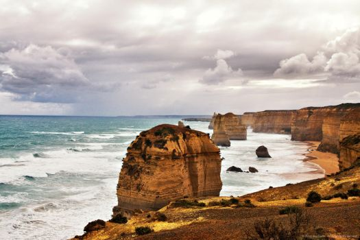 12 Apostles (Part of it) 2 by l32