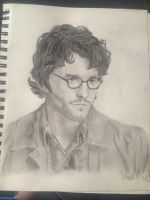 Will Graham by NiffniffCastor