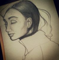 Audrey - WIP by ifihadacoconut