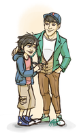 Hiro and Tadashi by naomi-makes-art73