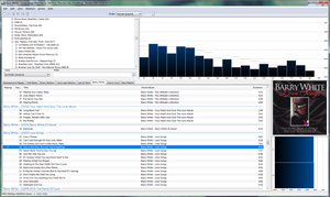 My foobar2000 theme by monsteer