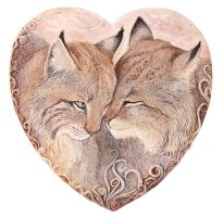 Lynxes Valentine by hontor