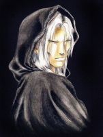 Raistlin by Myar