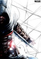 Assassin's Creed Shorts - Altair by StramboZ