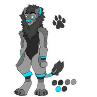 Lion adoptable - go to my instagram by THEsquiddybum