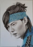 Lee Min Ho by mare07