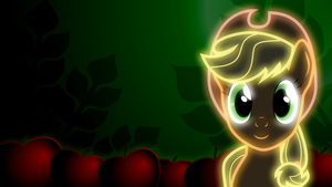 Applejack Wallpaper by AllicornUK