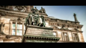 Dresden - the monument by calimer00