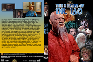 7 Faces of Dr. Lao - DVD Cover by Black-Battlecat