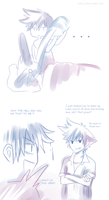 Come Strip - How to wake up an Idiot by Mitsuno