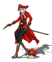 AOH WB - Red Pirates by ForbiddenImmortality