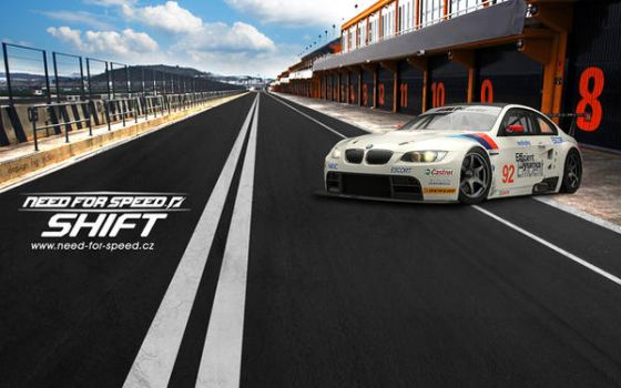Need for Speed Shift Box BMW by Vokr