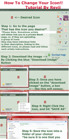 Tutorial: Changing your icon by RevPixy