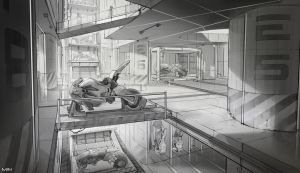 Auto_Parking Concept by Min-Nguen
