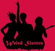 Weird Sisters design by toerning