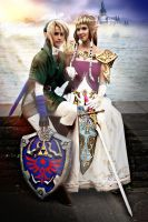 Zelda Cosplay: Union by Yesta-sensei