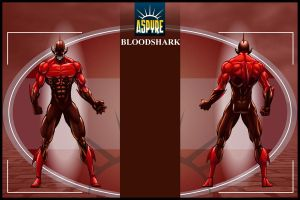Bloodshark Turnaround by gwdill