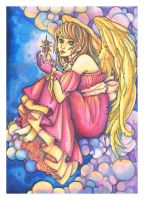 Angel by Namtia