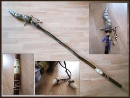 (Dragon Age) Morrigans Staff (Sacred Ashes) by Makkana